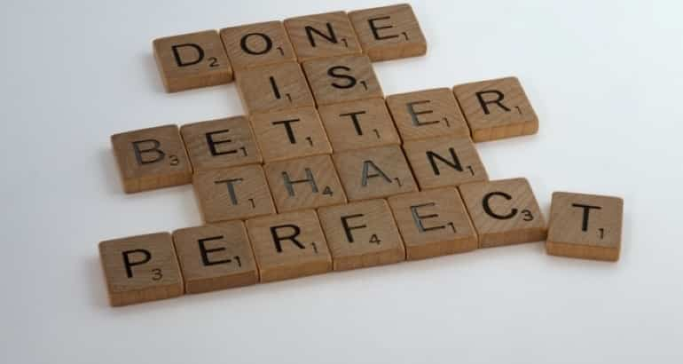 How to Beat Perfectionism Anxiety