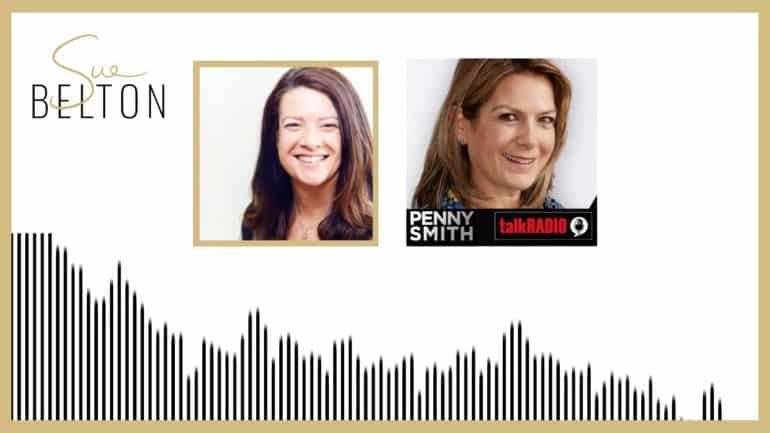 Talk Radio Clip Penny Smith