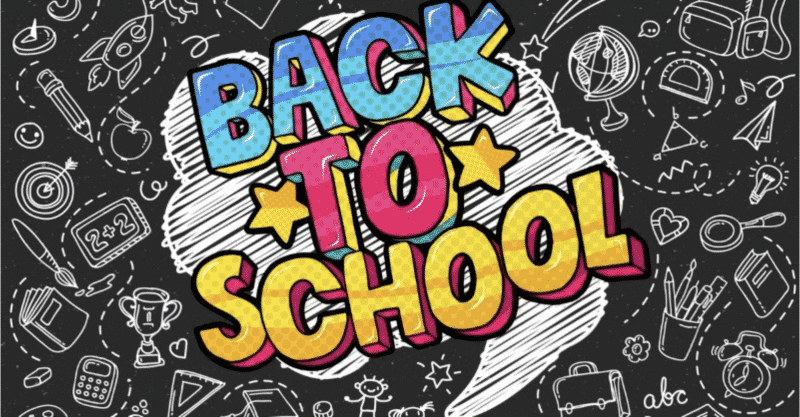 Do you have back-to-school Syndrome?