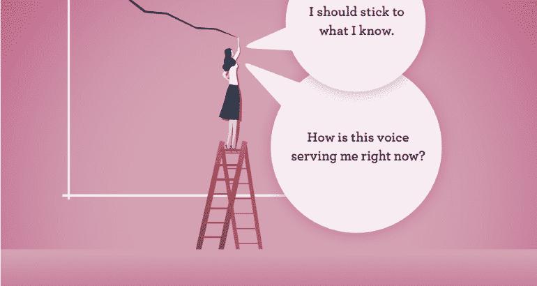 Self-sabotaging Voices